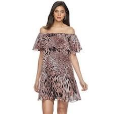 womens pink jennifer lopez dresses clothing kohl u0027s