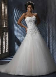 wedding dress wholesale wholesale strapless tulle sweetheart appliqued bridal wedding