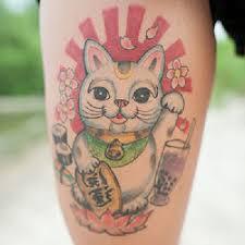 tattoo cat neko 17 best tat too images on pinterest tattoo ideas cat tattoos and