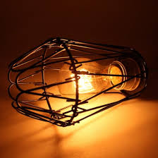wire light bulb cage black wire bulb cage lshade