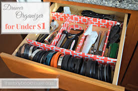 kitchen utensil drawer organizer for under 1 the stonybrook house