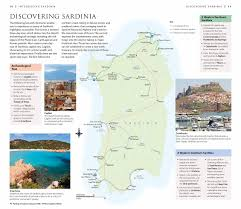 Map Of Sardinia Italy by Dk Eyewitness Travel Guide Sardinia Dk Travel 9781465459947