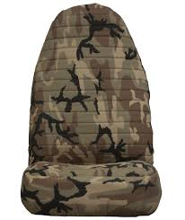 camo universal seat covers affordable seat covers