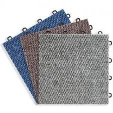 carpet interlocking basement floor tile