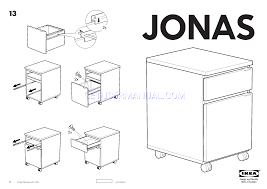 Ikea Hopen 4 Drawer Dresser Assembly by Ikea Drawer Instructions Chest Of Drawers