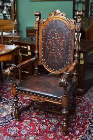 Armchair In Spanish Antique Spanish Walnut Armchair Throne Chair C1840
