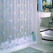 Seashell Shower Curtains Island Nautical Shower Curtains Ebay