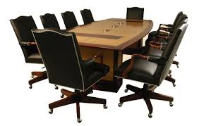 Global Boardroom Tables Top Ten Techy Conference Tables 3rings
