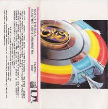 electric light orchestra out of the blue electric light orchestra out of the blue cassette album at discogs