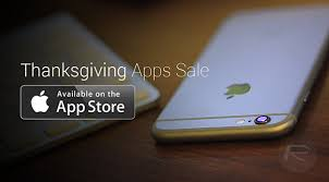 thanksgiving 2014 sale 116 worth of paid iphone