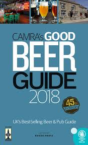 good beer guide camra