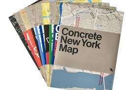 New York District Court Map by Concrete New York U0027 Map Features Work By I M Pei Marcel Breuer