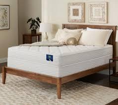 serta brookgate plush queen mattress set page 1 u2014 qvc com