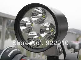 Led Lights For Motorcycle Aliexpress Com Buy 3000lm 30w 4 U6 Cree Led Chip Motorcycle 9