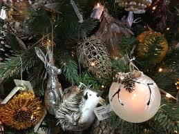 season woodland ornaments season tree
