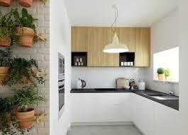 kche wei mit holzarbeitsplatte 41 moderne küchen in eiche helles holz liegt im trend