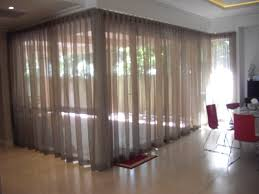 Floor To Ceiling Tension Rod Room Divider Hanging Curtain Rods From The Ceiling How To Hang Curtains Get To