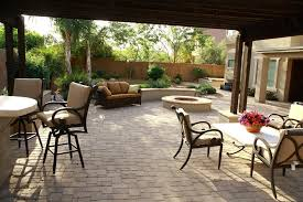 custom backyard designs incredible arizona landscaping ideas 23