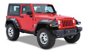 jeep car mahindra amazon com bushwacker 10045 02 jeep pocket style fender flare