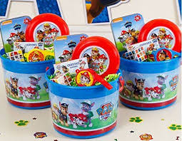 20 paw patrol party favors ideas signing