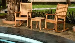 Outdoor Furniture Rocking Chair by Teak Rocking Chair Teak Outdoor Furniture From Benchsmith