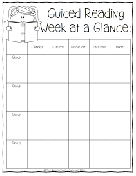 guided reading planning sheets freebie guided reading