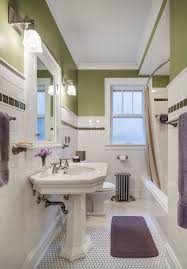 Ideas For Bathroom Renovation by Craftsman Bungalow Bathroom Renovations Bungalow Renovation 1
