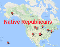 Indian Tribes North America Map by Nativevote16 U2013 Native American Republicans Make Their Case To