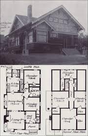 tudor bungalow 1908 tudor style bungalow plan western home builder vintage