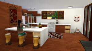 how to make a corner kitchen cabinet sims 4 illogical sims cc renders island living counter