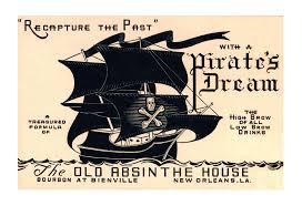 1940s house the old absinthe house new orleans 1940s menu art u2013 love menu art
