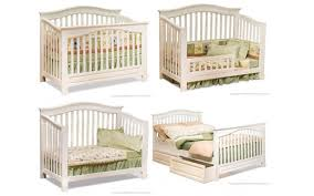 Crib Converts To Bed Cribs That Convert To Beds Semantha Fancco