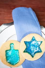 hanukkah cookies festive hanukkah desserts the whole family will southern living