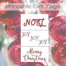 merry christmas gift tags printable morning motivated mom