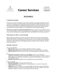 Graduate Application Resume Sample Graduate Resume Sample Student Resume Sample Resume For