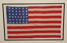 Americana Flags Authentic Antique 37 Star American Flag Sku 9204 Sold