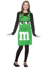 m m costume tween green m m costume kids costumes