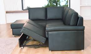 Sectional Sofa With Sleeper Bed Awesome Popular Of Leather Sofa Bed Sectional Sleeper Intended For