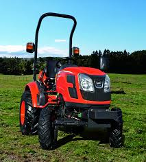 reco uk groundcare products compact tractors