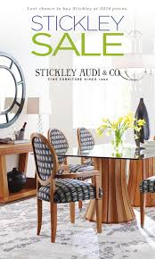 stickley sale stickley audi u0026 co may mailer by stickley issuu
