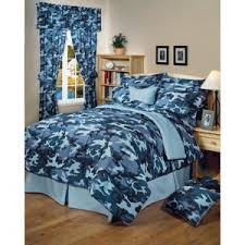 Blue Camo Bed Set The Range Of Camouglage Bedding For Boys And Babies