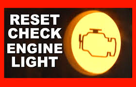 no check engine light how to reset your check engine light with no special tools youtube