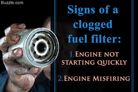 2008 Jeep Liberty Fuel Filter Location Pay Attention To These Sure Signs Of A Clogged Fuel Filter