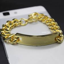 name link bracelet images 22cm hotsale unisex link chain personalized jewelry 316l stainless jpg