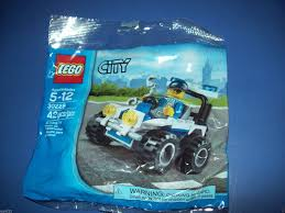 lego police jeep lego city 30228 police atv poly bag from 2014 ebay
