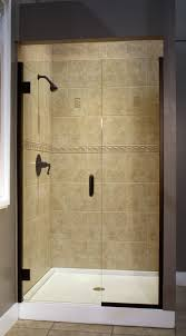 Glass Shower Doors Cost Frameless Shower Door Cost Per Square Foot With Metal