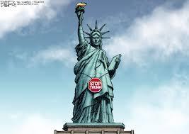 Nate Beeler Cartoons Beeler Cartoon Stop Trump