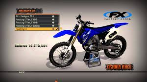 motocross balance bike mx vs atv reflex ama bike skins youtube