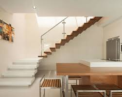 captivating quarter turn stairs design home design quarter amazing