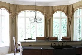 Bay Window Valance Bay Window Treatments High End Custom Made